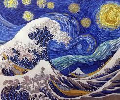 van gogh starry night painting technique best painting 2018 starry night painting technique