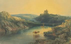 the castle that liberated turner