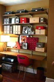 office shelving solutions. Home Office Shelving Solutions Best Storage Ideas On Small Pertaining To Decor 19