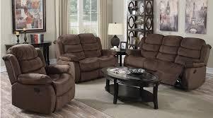 fabric recliner sofa. Best Fabric Recliner Sofa Sets 3pc