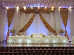 Gold wedding backdrop design done through WEDS by Mega City #wedding #decor  #backdrop