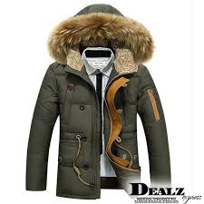 free 2016 afs jeep winter men s long design down jackets coats mens fashion thick warm
