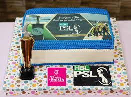 Hbl Psl Corporate Cake Customized Cakes For Corporates