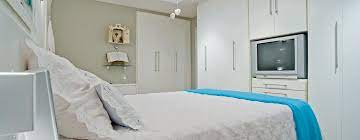 ideas to place the tv in your bedroom