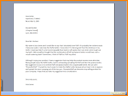How To Write Professional Letter Business Letter Writing Writing A