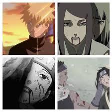 Naruto Shippuuden Hungary - Ti melyik részen hatódtatok meg a legjobban?  Nem a képen lévők közül, hanem az egész anime során mikor sírtatok a  legjobban? 😢😭 ~Mito~