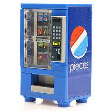 Lego Soda Vending Machine Unique Custom LEGO Soda Vending Machines Build Better Bricks