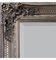 abbey leaner mirror silver abbey leaner mirror silver