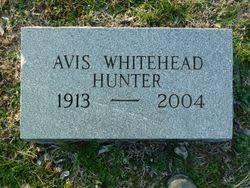 Avis Whitehead Hunter (1913-2004) - Find A Grave Memorial