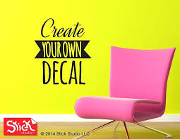 make your own wall decal excellent inspiration ideas design your own wall decal with dandelions cow
