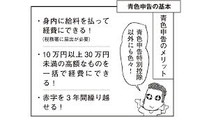 青色申告選ばない自営業者が大損するワケ 家計貯金 東洋経済