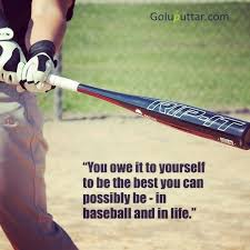 Baseball Quotes About Life Stunning Famous Baseball Quote On Life And Baseball Photos And Ideas