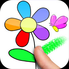 coloring pages printable draw apps color drawing book android google kids activities learning theme identification