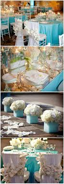 Tablescape & Reception Dcor  Turquoise & White for #teal or turquoise  Wedding .