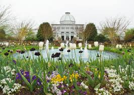 visiting the lewis ginter botanical garden in richmond virginia em busy living
