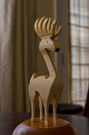 animal bandsaw box. bandsaw reindeer...i still have the one dad made me for christmas. animal box