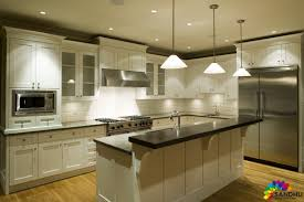 Recessed Lights In Kitchen Pot Lights In Kitchen Country Kitchen Designs