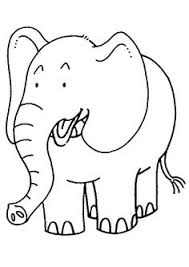 Small Picture Baby Elephant Template Baby Elephant Coloring Pictures Cute