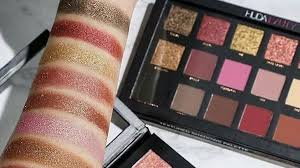 huda beauty discontinues fan favorite rose gold eyeshadow palette