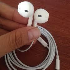 giá rẻ] Tai nghe iphone 6/6 Plus/ 6s/ 6s Plus chính hãng- Tai nghe 3.5 - Tai  nghe có dây nhét tai Nhãn hàng Apple