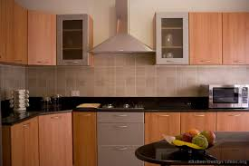 modern wood kitchen cabinets. TT54 [+] More Pictures · Modern Medium Wood Kitchen Cabinets