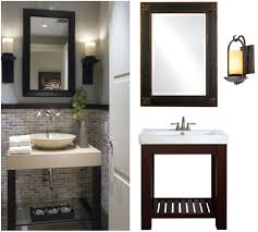 Bathrooms Inspiration Bathroom Mirrors With Small Wall Mirrors