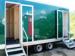 Portable Bathrooms  Outdoor Luxury - Luxury portable bathrooms