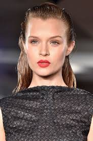 Wet Look Hair Style hottest hair trends for spring 2016 alux 1338 by wearticles.com