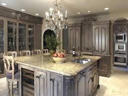 Antique Kitchen Furniture Antiqued Decorative Kitchen Cabinets Decor Ideas Home Designs
