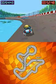 cartoon network racing ds screenshot