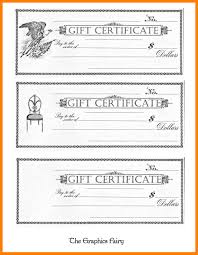 8 Free Printable Gift Certificate Templates Online St