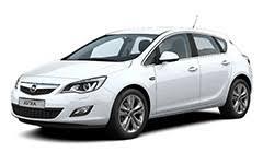 Тюнинг Опель Астра J (Opel Astra J) – решетка радиатора и ...