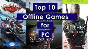 offline games for pc free for