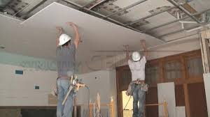 how to hang sheet rock how to install sheetrock installing drywall on a drywall suspension