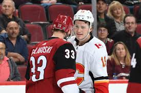 Preview Returning Arizona Coyotes Hope To Rebound Against