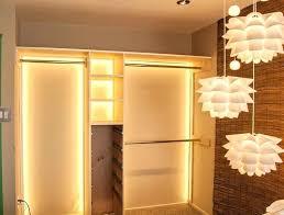 closet lighting led. Interesting Closet Closet Ceiling Light Fixtures Led Lighting  R Bathrooms Central Park Drive Inside I