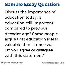 sample ielts essay question ielts online preparation course sample ielts essay question online ielts online ielts course online ielts blog