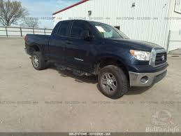 Running footage of 2009 toyota tundra regular cab pickup truck with sport apperance package. Toyota Tundra Double Cab Double Cab Sr5 2009 Dark Blue 4 0l Vin 5tfru54149x019702 Free Car History