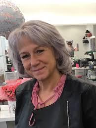 "gail finch on Twitter: ""New hair #ashpurple… """