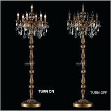 chandelier stand lamp whole stylish and brand classic 7 lights crystal floor lamp floor stand chandelier stand