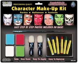 halloween makeup kit for kids. character makeup kit halloween for kids p