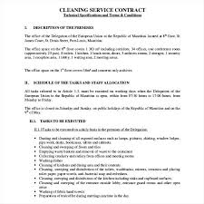 Termination Of Cleaning Services Letter Service Agreement Template Singapore Termination Without Cause