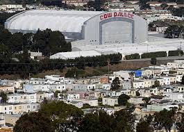 Cow Palace Seating Chart Circus The Cow Palace May Be History Sfgate
