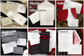 Wedding Invitations Affordable And Modern