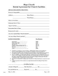Free Lease Agreement Template For A Tenancy 8 Word Documents Blank ...
