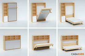 ... Murphy Bed for Kids by Casa Kids- folds into a cabinet only 12