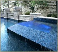 pool glass tiles glass tile pool waterline interior designer salary design pool glass tiles contemporary