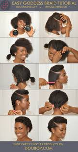 Easy Hairstyles On The Go 25 Best Natural Black Hairstyles Ideas On Pinterest Hairstyles
