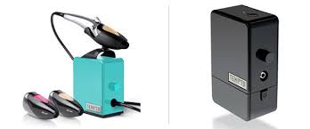 temptu airbrush makeup starter system and air pressor