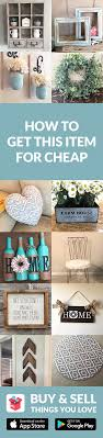 get home decor items at low prices with mercari app buy and sell
